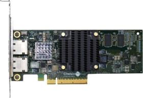Chelsio Terminator 5 T520-BT, 2x RJ-45, PCIe 3.0 x8