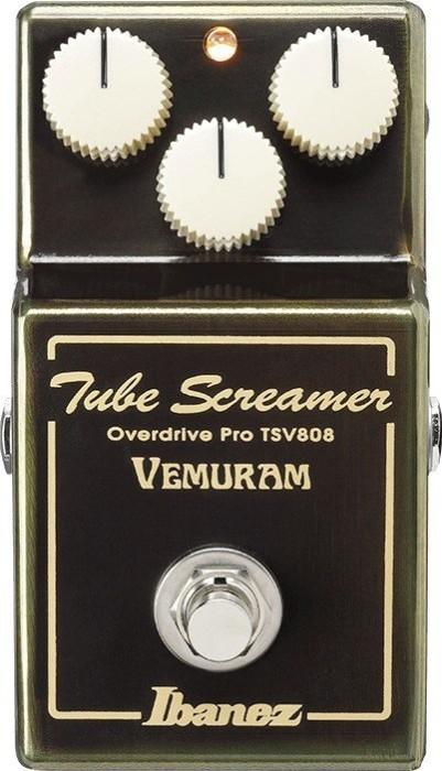 Ibanez TSV808 Vemuram Tube Screamer