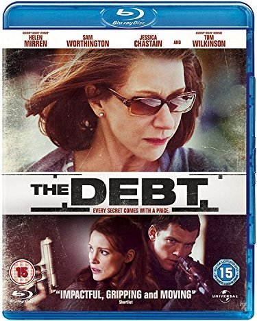 The Debt (Blu-ray) (UK) -- via Amazon Partnerprogramm