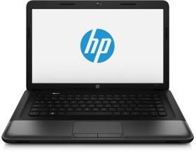 HP 250 G1 schwarz, Pentium 2020M, 4GB RAM, 500GB HDD (H6Q56EA)