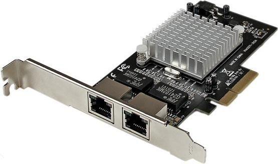 StarTech ST2000SPEXI, 2x RJ-45, PCIe 2.1 x4