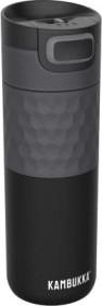 Kambukka Etna Grip Trinkflasche 0.5l black steel