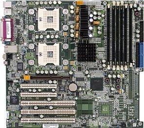 Supermicro X5DAE, iE7505 [dual reg ECC DDR]