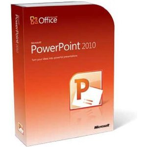 Microsoft: PowerPoint 2010 (English) (PC) (079-05186)