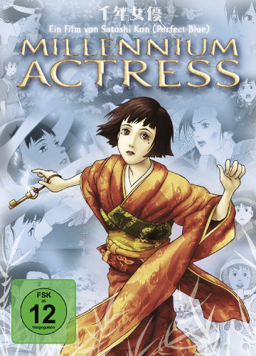 Millennium Actress -- przez Amazon Partnerprogramm