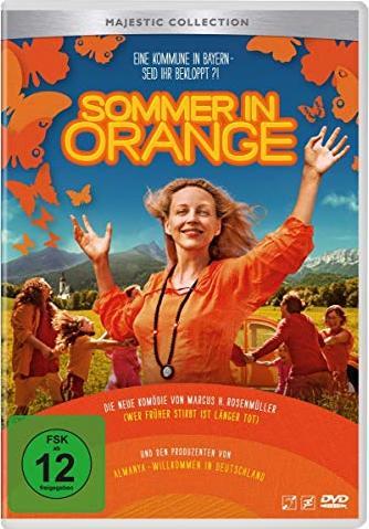 Sommer in Orange -- via Amazon Partnerprogramm