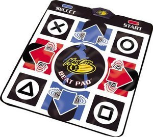 MadCatz Beat Pad dancing mat (PS2)