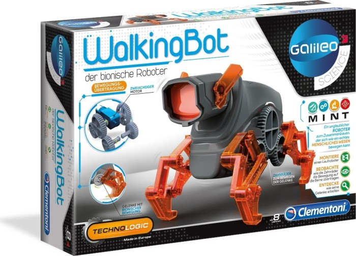 Clementoni Galileo - WalkingBot (59111)