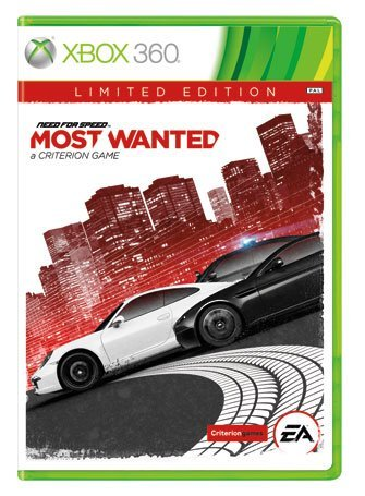Need for Speed - Most Wanted Limited Edition (2012) Polish (Xbox 360)
