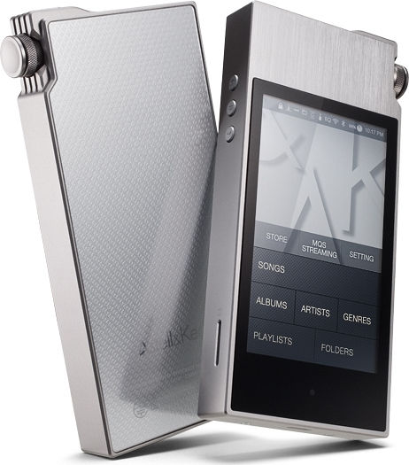 Astell&Kern AK120 MKII 128GB tytanowy