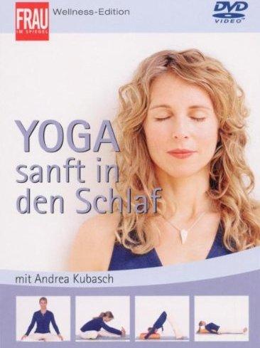 Yoga: Sanft in den Schlaf -- via Amazon Partnerprogramm