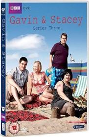 Gavin & Stacey Season 3 (DVD) (UK)