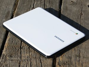 Samsung Chromebook white, Atom N570, 16GB SSD, UK -- ©notebookcheck.com