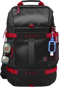 "HP Odyssey Backpack 15.6"" schwarz/rot (X0R83AA#ABB)"