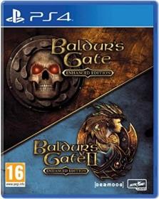 Baldur's Gate I & II - Enhanced Edition (PS4)