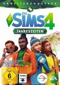 Die Sims 4: Jahreszeiten (Download) (Add-on) (PC)