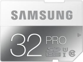 Samsung PRO R90/W80 SDHC 32GB, UHS-I, Class 10 (MB-SG32D/EU)