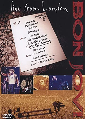 Bon Jovi - Live From London -- via Amazon Partnerprogramm