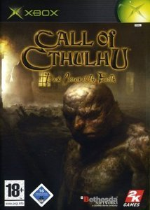 Call of Cthulhu - Dark Corners of the Earth (German) (Xbox)