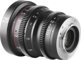 Meike 25mm T2.2 Cinema für Sony E