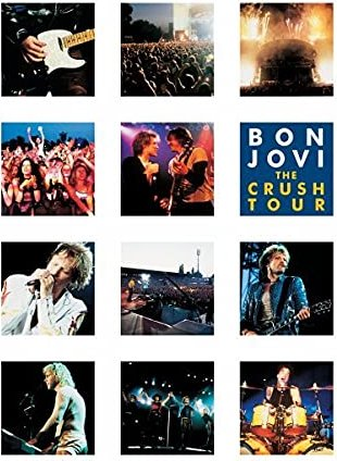 Bon Jovi - Crush Tour -- przez Amazon Partnerprogramm