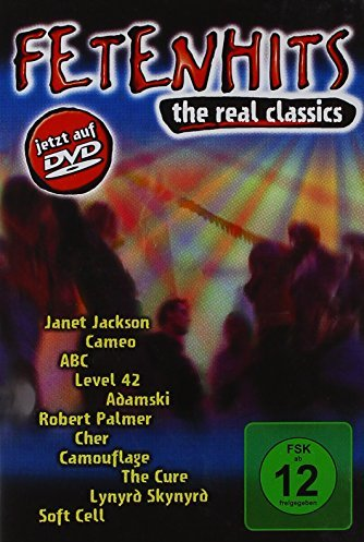 Fetenhits - The Real Classics -- via Amazon Partnerprogramm
