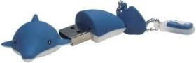 Emtec M315 The Aquarium Range Dolphin 4GB, USB-A 2.0 (EKMMD4GM315)
