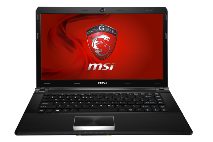MSI GE40-2PCi78H11W7 (001492-SKU10)