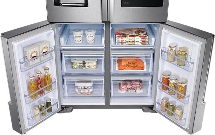 Side By Side Kühlschrank French Door Samsung : Kreativ kühlschrank samsung kühlen gefrieren Österreich french