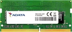 ADATA Premier SO-DIMM 8GB, DDR4-2666, CL19-19-19-43, single tray (AD4S266638G19-S)