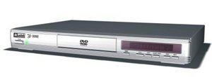 Mustek DVD-V56L-2C silver