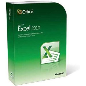 Microsoft: Excel 2010 (English) (PC) (065-06962)