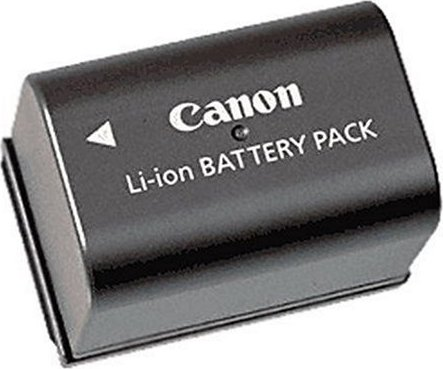 Canon BP-522 Li-Ion battery (3174A003) -- (c) DCI AG