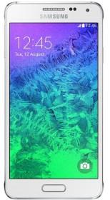 Samsung Galaxy Alpha SM-G850F weiß