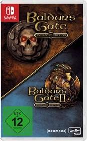 Baldur's Gate I & II - Enhanced Edition (Switch)