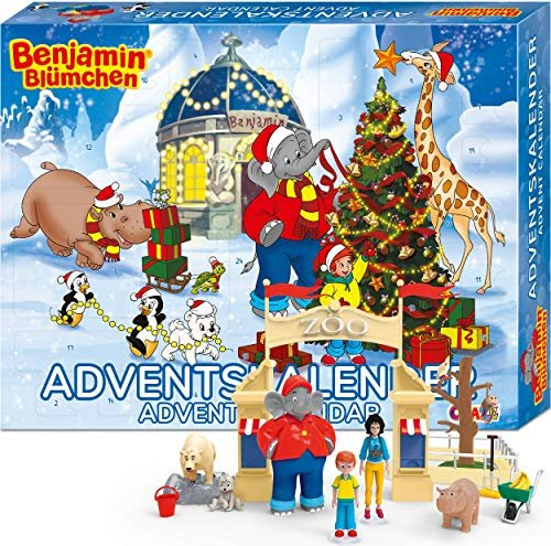 Craze Benjamin Blümchen Advent Calendar 2019 (19498)