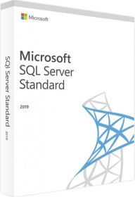 Microsoft SQL Server 2019 Standard Edition inkl. 10 Clients, ESD (deutsch) (PC)