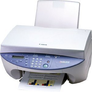 Canon SmartBase MPC400, ink