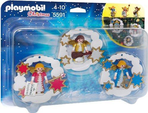 Weihnachtsdeko österreich.Playmobil Weihnachten Weihnachtsdeko Engelchen 5591