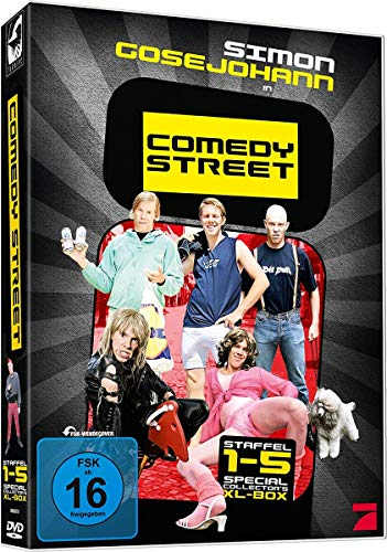 Comedy Street Staffel  1 -- via Amazon Partnerprogramm