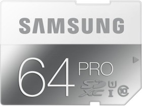 Samsung PRO R90 SDXC 64GB, UHS-I, Class 10 (MB-SG64D/EU)