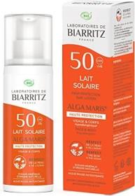 Laboratoires de Biarritz Alga Maris Sonnenmilch LSF50, 100ml