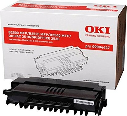 OKI 09004447 toner czarny -- via Amazon Partnerprogramm