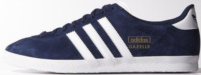 adidas gazelle blau