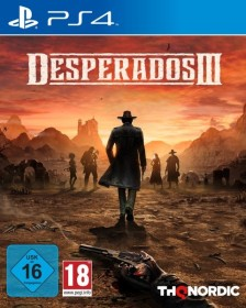 Desperados III (PS4)