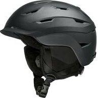Smith Liberty Helm matte black pearl (Damen)