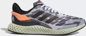 adidas 4D Run 1.0 cloud white/core black/signal coral (FW1233)