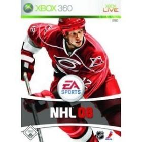 EA Sports NHL 08 (Xbox 360)