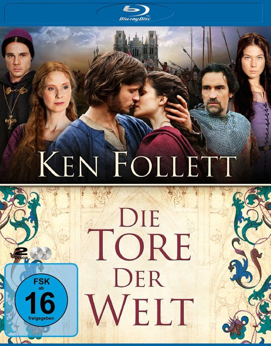 Die Tore der World (Blu-ray)