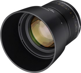 Samyang MF 85mm 1.4 MK2 für Nikon F (22990)